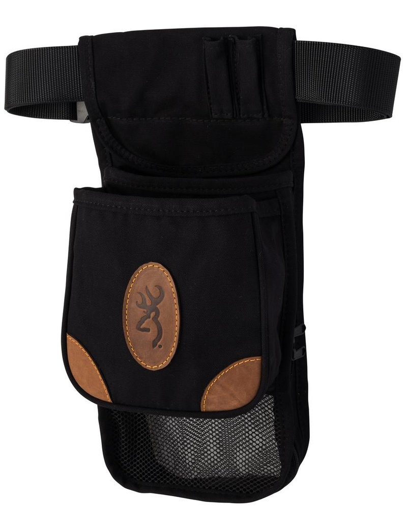 BROWNING BROWNING BLACK LONA DELUXE POUCH