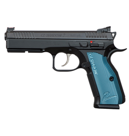 CZ CZ 75 SHADOW 2 C.9MM 120MM BBL ALUM GRIP