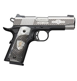 BROWNING BROWNING 1911-380 AUTO HIGH GRADE PEARL ENGRAVED WHITE PEARL GRIP