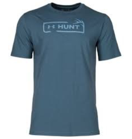 UNDER ARMOUR UNDER ARMOUR MEN'S HUNT ICON SS TEE