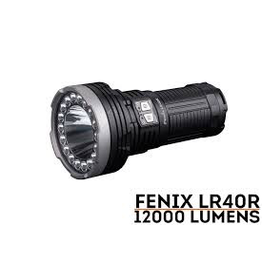 FENIX FENIX LR40R FLASHLIGHT HIGH PERFORMANCE RECHARGEABLE