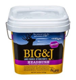BIG & J BIG & J HEADRUSH MINERAL