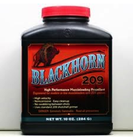 BLACKHORN BLACKHORN 209 HIGH PERFORMANCE MUZZLELOADING PROPELLANT