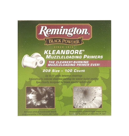 REMINGTON REMINGTON 209 MUZZLELOADER PRIMER 100PK 209ML