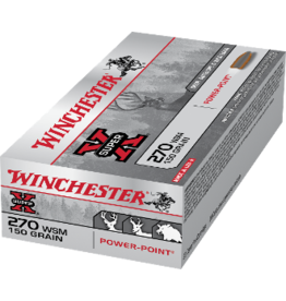 WINCHESTER WINCHESTER 270 WSM 150GR POWER POINT 20 RDS