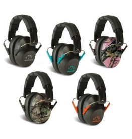 WALKER'S WALKER'S PRO LOW PROFILE PASSIVE FOLDING MUFFS