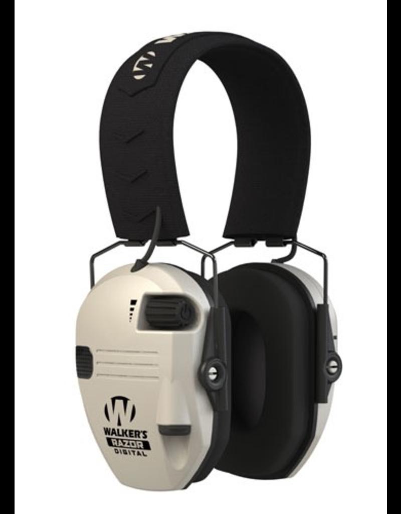 WALKER'S WALKER'S DIGITAL RAZOR SLIM SHOOTER ELECTRONIC MUFFS