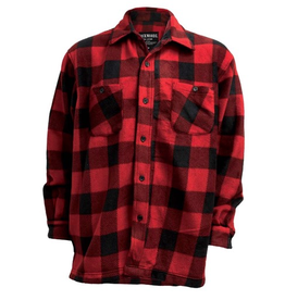 BACKWOODS LUMBERJACK FLEECE SHIRT