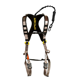 TREE SPIDER TREE SPIDER SPEED HARNESS 2XL/ 3XL