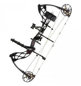 BOWTECH BOWTECH CARBON ICON RH 60# BLACK W/RAK EQ