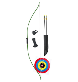 "BEAR ARCHERY BEAR ARCHERY TITAN BOW SET 60"" 25-29' 20-29#"