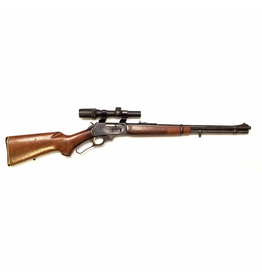 USED MARLIN 336 30-30 W/ BUSHNELL 1-4X20