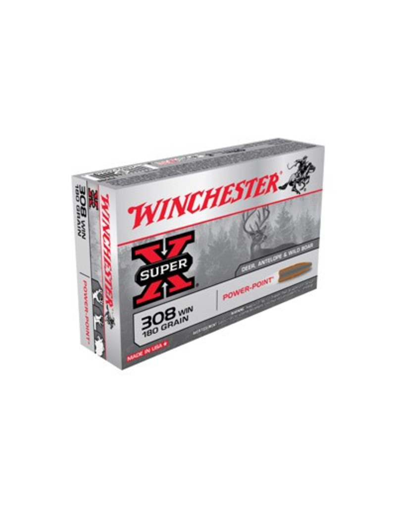 WINCHESTER WINCHESTER 308 180GR POWER POINT