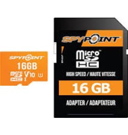 SPYPOINT SPYPOINT MEMORY CARD MICRO SD16 GB