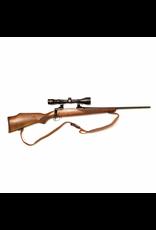 USED SAVAGE MODEL 110 243 WIN W/ 3-9X50