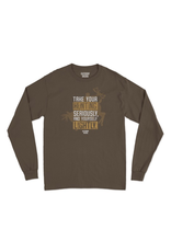 CATCHIN' DEERS CATCHIN' DEERS TAKE YOUR HUNTING SERIOUSLY LS