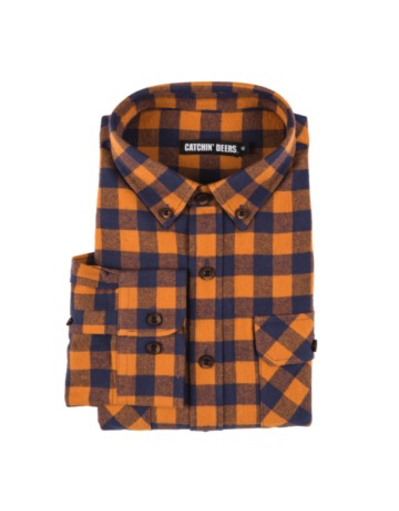 CATCHIN' DEERS CATCHIN' DEERS HARVEST FLANNEL