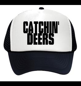 CATCHIN' DEERS CATCHIN' DEERS B/W FOAM TRUCKER HAT