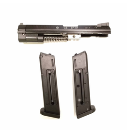 USED CZ SP-01 SHADOW KADET ADAPTER 22LR