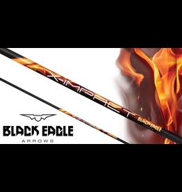 BLACK EAGLE BLACK EAGLE X IMPACT SHAFTS .001 12 PK 350 SPINE