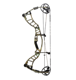 "HOYT ARCHERY HOYT NITRUX RH 60# (#3 27-30"") BLACKOUT"