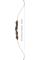 BEAR ARCHERY BEAR ARCHERY WOLVERINE RECREATIONAL BOW 62""