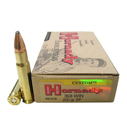 HORNADY HORNDAY 358 WIN 200GR SP AMMO 20 RDS