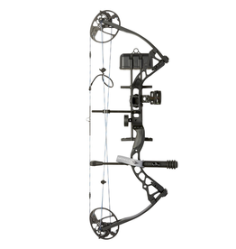BOWTECH BOWTECH INFINITE EDGE PRO RH 5-70# BLACK W/ PACKAGE
