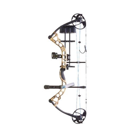 "BOWTECH DIAMOND EDGE 320 LH 7-70"" BLACK W/ PKG"