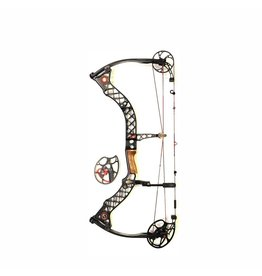 "MATHEWS USED MATHEWS Z7 RH BLACK 25.5"" OR 28"" DRAW"
