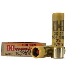 HORNADY HORNADY 20GA 250GR SST SABOT SLUG 5 RDS