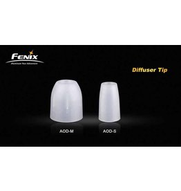 FENIX WHITE DIFFUSER DOME FOR TK11, 15, 22, E40,50,RC10
