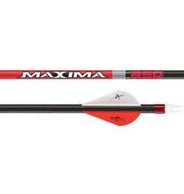 CARBON EXPRESS CARBON EXPRESS ARROWS MAXIMA RED 350 W/BLAZER