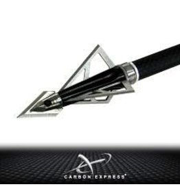 CARBON EXPRESS CARBON EXPRESS TROIKA TRIPLE THREAT 125 GR BROADHEADS 3PK