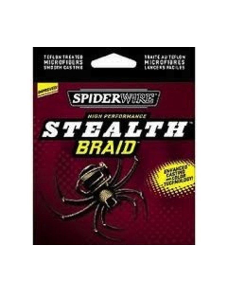 BERKLEY BERKLEY SPIDERWIRE STEALTH 15LB 125YD MOSS GREEN