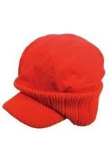 BACKWOODS BACKWOODS FLUORESCENT ORANGE CAP EAR WARMER