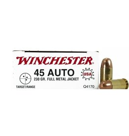 WINCHESTER WINCHESTER 45 ACP 230GR FMJ 50 RDS