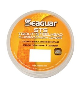 SEAGUAR SEAGUAR STS TROUT AND STEELHEAD FLUROCARBON 100YD 15LB