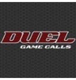 DUEL GAME CALLS DUEL GAME CALLS THE DOUBLE AGENT DUCK CALL (BLACK GHOST)
