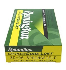 REMINGTON REMINGTON R30062 30-06 150Gr PSPCL
