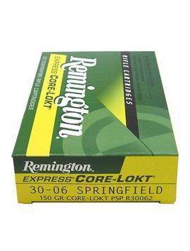 REMINGTON REMINGTON R30062 30-06 150Gr PSPCL