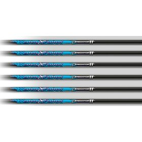 "CARBON EXPRESS CARBON EXPRESS PREDATOR II 6075 W/ 2"" VANES SINGLE"