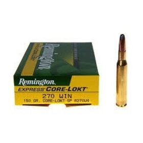 REMINGTON REMINGTON 150GRS 270 WIN 27810
