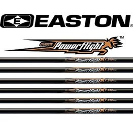 "EASTON EASTON ARROWS POWERFLIGHT 400 4"" FEATHERS"