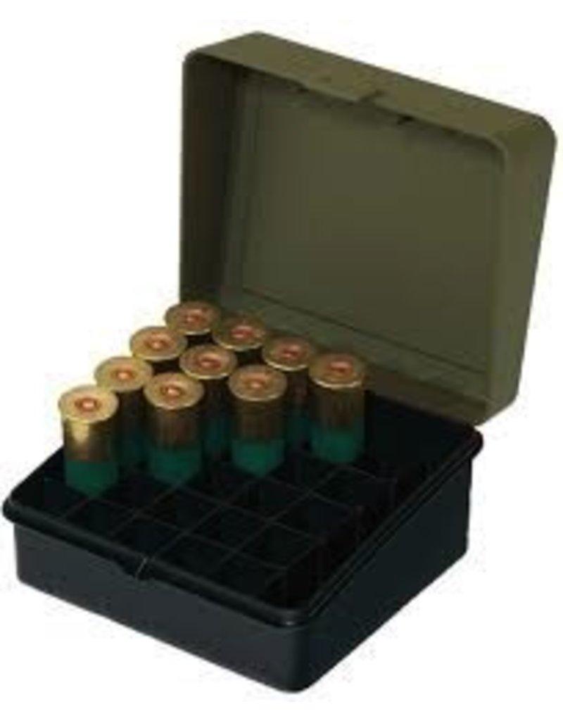 "PLANO MOLDING PLANO SHOTGUN SHELL CASE 12/16 GAUGE SHELLS 3.5"""