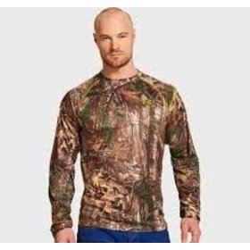 UNDER ARMOUR UNDER ARMOUR EVO SCENT CONTROL LONG SLEEVE