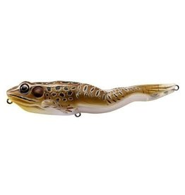 "KOPPERS KOPPERS LIVE TARGET WALKING BRN/TAN FROG 4 5/8"" 7/8 OZ"