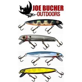 "JOE BUCHER OUTDOORS JOE BUCHER OUTDOORS SHALLOW RAIDER 5"" SUCKER"