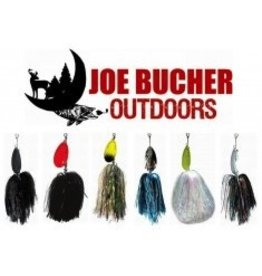 JOE BUCHER OUTDOORS JOE BUCHER OUTDOORS SLOPMASTER BLACK/ORANGE