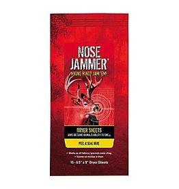 NOSE JAMMER NOSE JAMMER DRYER SHEETS